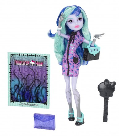 Кукла Monster High Twyla New Scaremester Твайла Новый Скарместр. Житомир. фото 1