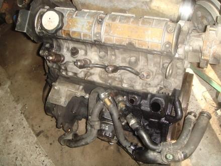 Renault двигатель 1.9D, TD по запчастям.. Киев. фото 1