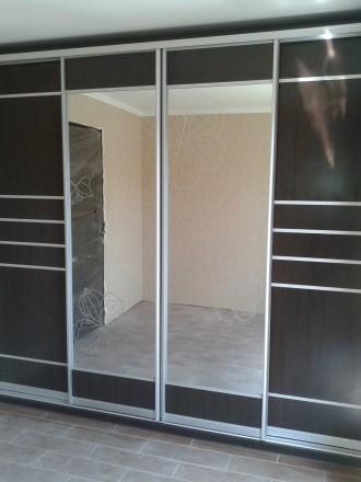 Производим корпусную мебель в т.ч. и шкафы купе от 6000 грн и зависит от размера. Житомир, Житомирская область. фото 7