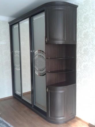 Производим корпусную мебель в т.ч. и шкафы купе от 6000 грн и зависит от размера. Житомир, Житомирская область. фото 2