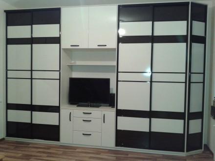 Производим корпусную мебель в т.ч. и шкафы купе от 6000 грн и зависит от размера. Житомир, Житомирская область. фото 4
