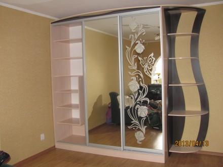 Производим корпусную мебель в т.ч. и системы купе Больше информации на сайте ht. Житомир, Житомирская область. фото 6