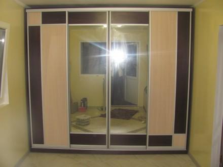 Производим корпусную мебель в т.ч. и системы купе Больше информации на сайте ht. Житомир, Житомирская область. фото 5