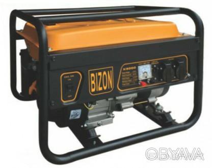 Генератор бензиновый Bizon R3000ES (2.5-2.8 кВт....