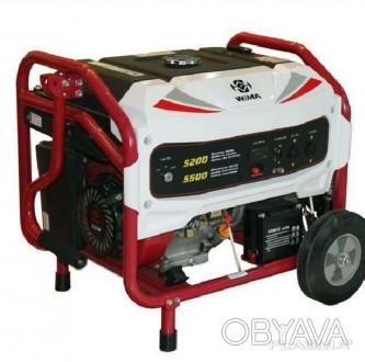 Генератор бензиновый Weima WM5500BE (5,5 кВт...