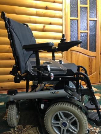 Инвалидные коляски с электроприводом из Германии б/у в идеальном состоянии.Коляс. Харьков, Харьковская область. фото 6