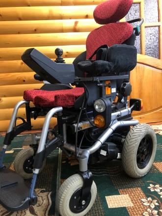 Инвалидные коляски с электроприводом из Германии б/у в идеальном состоянии.Коляс. Харьков, Харьковская область. фото 10