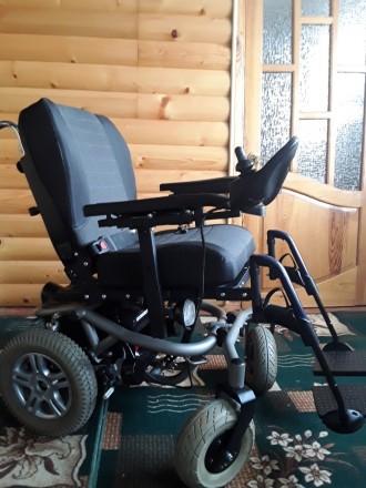 Инвалидные коляски с электроприводом из Германии б/у в идеальном состоянии.Коляс. Харьков, Харьковская область. фото 9