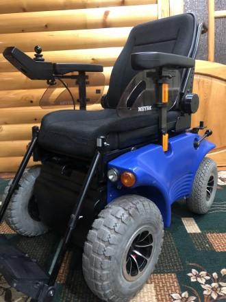 Инвалидные коляски с электроприводом из Германии б/у в идеальном состоянии.Коляс. Харьков, Харьковская область. фото 5