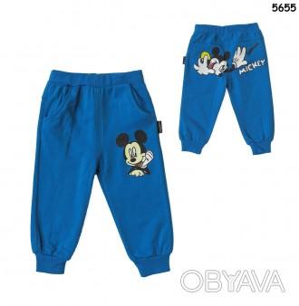 Штаны Mickey Mouse для мальчика. 86 см