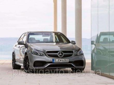 Комплект обвеса Mercedes Benz E-class W212 Е63 AMG Комплект рестайлинга AMG пост. Киев, Киевская область. фото 9