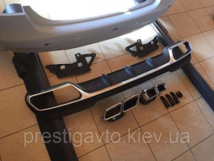 Комплект обвеса Mercedes Benz E-class W212 Е63 AMG Комплект рестайлинга AMG пост. Киев, Киевская область. фото 5