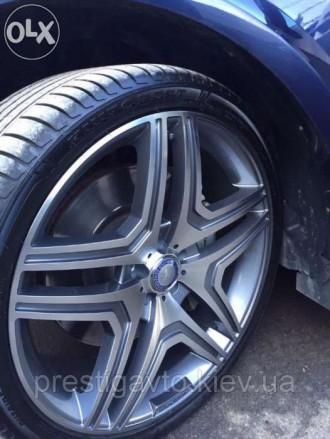 Литые диски в стиле AMG на Mercedes-Benz E-Сlass W212 (2009-2013) Параметры ди. Киев, Киевская область. фото 4