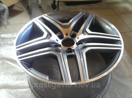 Литые диски в стиле AMG на Mercedes-Benz E-Сlass W212 (2009-2013) Параметры ди. Киев, Киевская область. фото 7