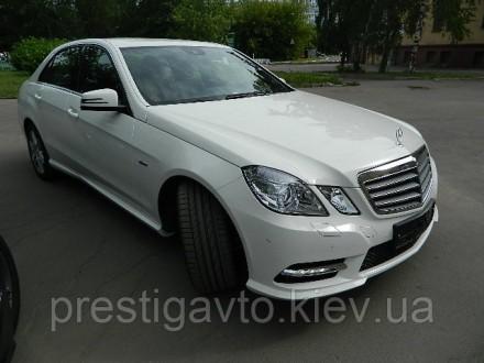 Литые диски в стиле AMG на Mercedes-Benz E-Сlass W212 (2009-2013) Параметры ди. Киев, Киевская область. фото 5