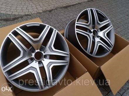 Литые диски в стиле AMG на Mercedes-Benz E-Сlass W212 (2009-2013) Параметры ди. Киев, Киевская область. фото 2