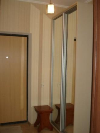 Сдам 1-комнатную в ЖК Радужный. Квартира полностью укомплектована, двухспальная . Киевский, Одесса, Одесская область. фото 8