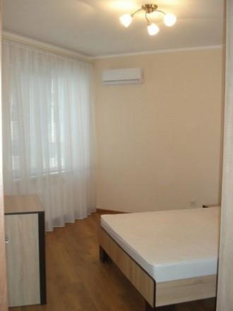 Сдам 1-комнатную в ЖК Радужный. Квартира полностью укомплектована, двухспальная . Киевский, Одесса, Одесская область. фото 6