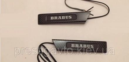 Карбоновые карандаши в обвес новый стиль BRABUS с подсветкой  Компания предлагае. Киев, Киевская область. фото 2
