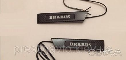 Карбоновые карандаши в обвес новый стиль BRABUS с подсветкой  Компания предлагае. Киев, Киевская область. фото 1