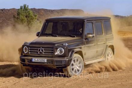 Зеркала заднего вида на Mercedes G-Сlass W463a W464 (к-т 2 шт) Предлагаем произв. Киев, Киевская область. фото 3