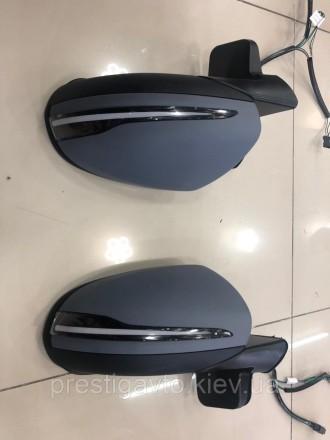 Зеркала заднего вида на Mercedes G-Сlass W463a W464 (к-т 2 шт) Предлагаем произв. Киев, Киевская область. фото 2