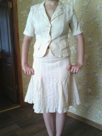 Жіночий літній костюм. Київ. фото 1