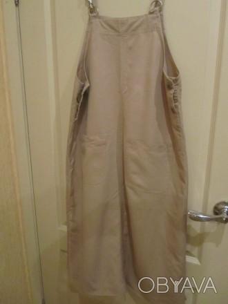 продам сарафан  в хорошем состоянии одет пару раз  регулирует сч высота лямочек. Кропивницкий, Кировоградская область. фото 1