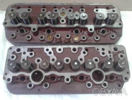Продажа  -  головок  блока цилиндров к различной технике, и двигателям. Мы пред. Запорожье, Запорожская область. фото 1