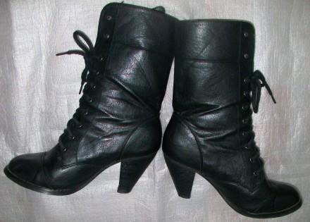 Ботинки, натуральная кожа, Аtmosphere.. Александрия. фото 1