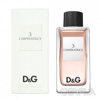 Dolce & Gabbana 3 L`Imperatrice жен. edt 50ml Оригинал Магазин