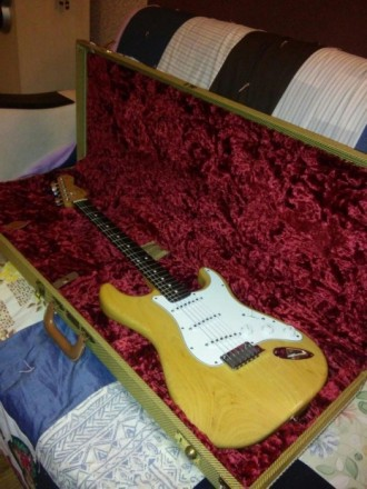 Fender Standard Stratocaster. Светловодск. фото 1