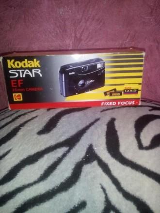 Продам фотоаппарат КОДАК STAR EF 35mm camera. Киев. фото 1