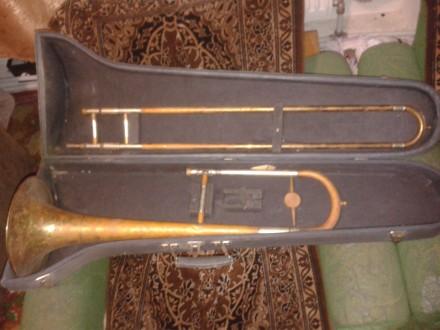 Терміново продам тромбон і 2 кларнета. Александрия. фото 1