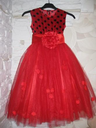 Продам выпускное платье для садика или фотосессии 110-122. Киев. фото 1