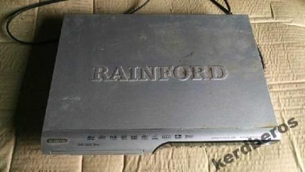 Raiford DVD 3202 + видеообзор состояния плеєра    комплектация на фото. Драбів, Черкасская область. фото 4