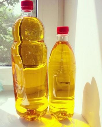 Масло подсолнечное. Новомосковск. фото 1
