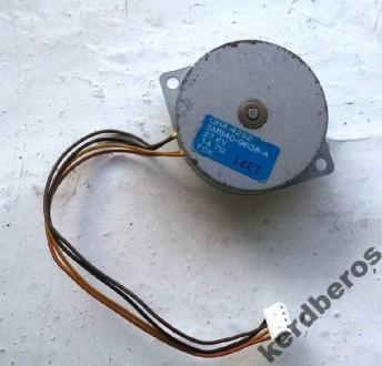 Электродвигатель шаговый QH4-4252 SMB40-9638-A. Драбов, Черкасская область. фото 5