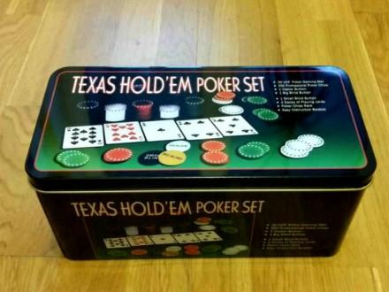 Набор для покера. Одесса. фото 1