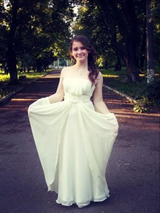 платье в греческом стиле. Долинская. фото 1
