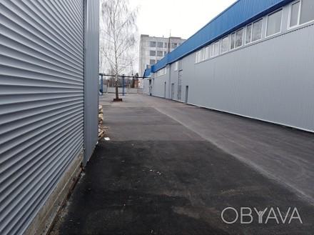 Производственно-складской комплекс 11500 м2