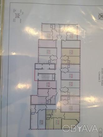 Срочно продам однокомнатную квартиру в новом доме на Архитекторской, ЖК 53 Жемчу. Таирова, Одесса, Одесская область. фото 1