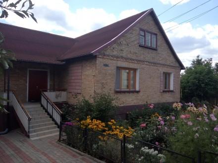 Дом в живописном месте. Иванков. фото 1