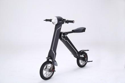 Электрический скутер TRIAD K1 электробайк. Киев. фото 1