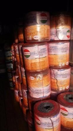 Шпагат к пресс-подборщикам торговой марки «Agrotex» страна производитель Венгрия. Киев, Киевская область. фото 6