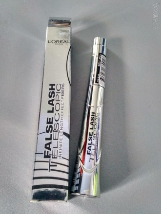 Тушь для ресницL'oreal Telescopic False Lash. Чернигов. фото 1