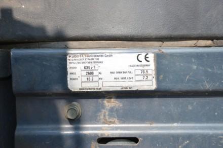 Мини экскаватор Kubota KX61 , 2500 моточасов, Япония, в комплекте 2 ковша, остат. Киев, Киевская область. фото 7