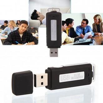 Новый флэш диск с интерфейсом USB и с функцией записи голоса:  USB диктофон мо. Киев, Киевская область. фото 4