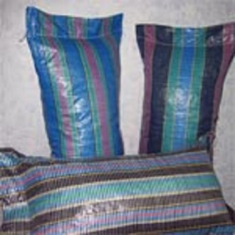 Мешки цветные полипропиленовые от завода-производителя. Каменское. фото 1