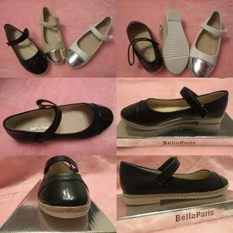 Туфли для девочки размер 31-36 цвет микс. Миколаїв. фото 1